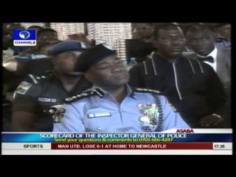 IGP Scorecard 4: The Profile Of Nigeria's Police Inspector-General