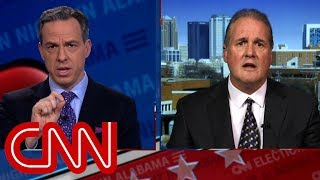 Tapper leaves Moore spokesman speechless (Full interview) - CNN