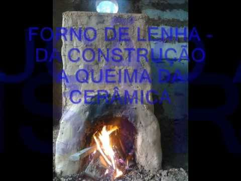 Vrena - construção de forno a lenha e queima de cerâmica.wmv