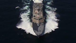 Navy tests new warship - CNN