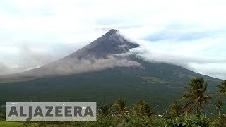 Mayon volcano threat sparks mass evacuation in Philippines - ALJAZEERAENGLISH