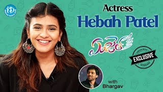 Actress Hebah Patel Exclusive Interview || Talking Movies With iDream - IDREAMMOVIES