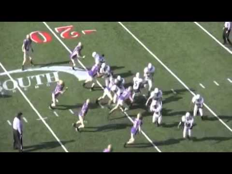 John Haggart Junior Year Defensive Highlights