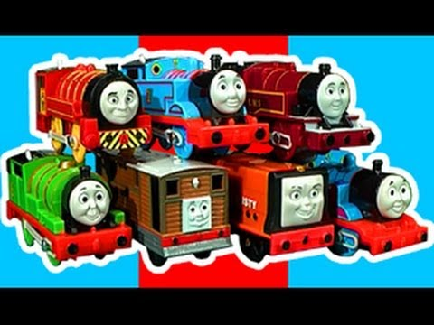 Thomas The Tank Trackmaster Ultimate Review