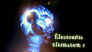 Royalty Free Electronic Ultimatum 1:Electronic Ultimatum 1