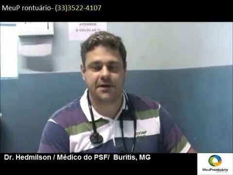Case - Buritis, MG - Implanta Prontuário Eletrônico MeuProntuário
