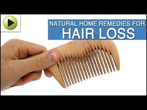 Hair Loss - Natural Ayurvedic Home Remedies