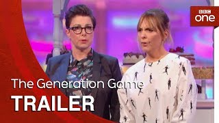 The Generation Game 2018: Trailer - BBC One - BBC