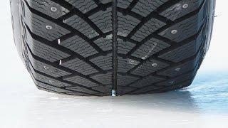 Ставим зимнюю резину. Шипованные шины и их особенности