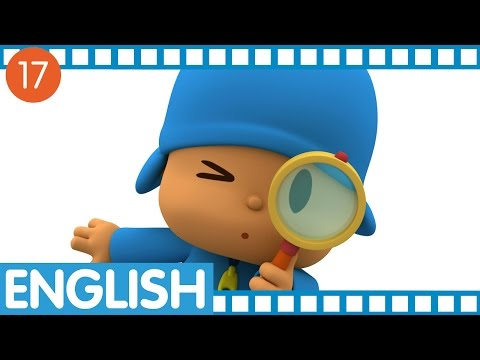 Pocoyo in English - Session 17 Ep. 13 - 16
