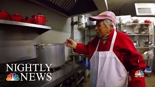 Meet The 96-year-old Chef Behind One Of New Orleans' Historic Restaurants | NBC Nightly News - NBCNEWS