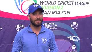 PNG vs Namibia Cricket Highlights | World Cricket League - CRICKETWORLDMEDIA