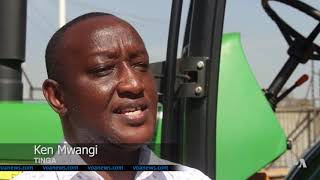 Small Scale Farmers in Kenya Turn to Mechanized Agriculture - VOAVIDEO