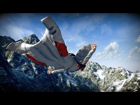 MarcelDeVan - Official Boot Mix - VII [The Synth Dance - 2016][Best Wingsuit BASE Jumping]