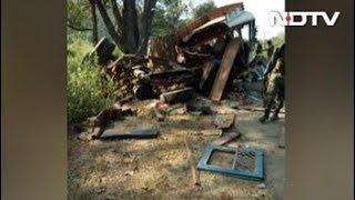छत्तीसगढ़ के बीजापुर में नक्सली हमला - NDTVINDIA