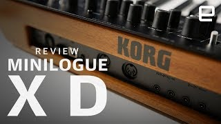 Korg Minilogue XD Review - ENGADGET