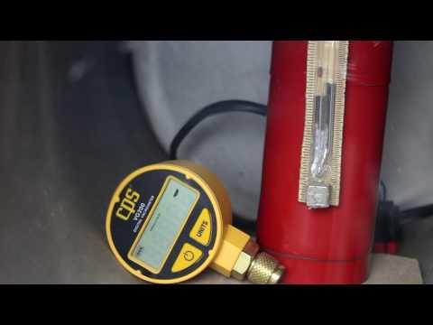 New Vacuum Gauge