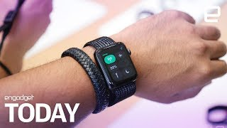 Apple Watches are struggling to connect to LTE | Engadget Today - ENGADGET