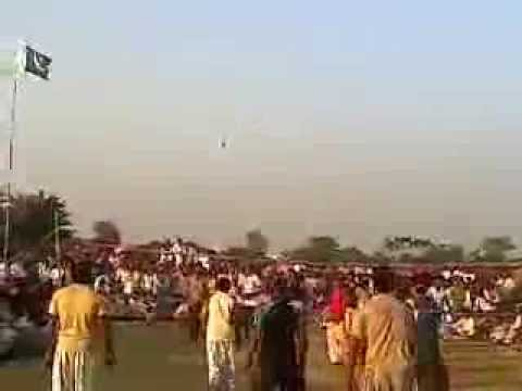 Volleyball 2014 video in Pakistan