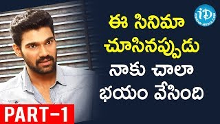 Actor Bellamkonda Sai Sreenivas Exclusive Interview Part #1 || Talking Movies With iDream - IDREAMMOVIES