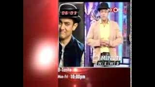 Bollywood News in 1 minute 11-12-13 |  Salman Khan, Aamir Khan , Priyanka Chopra & others