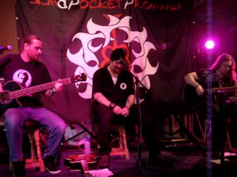 Back Pocket Prophet acoustic - Pain & Suffering - Meltdown 2013 MOV07107