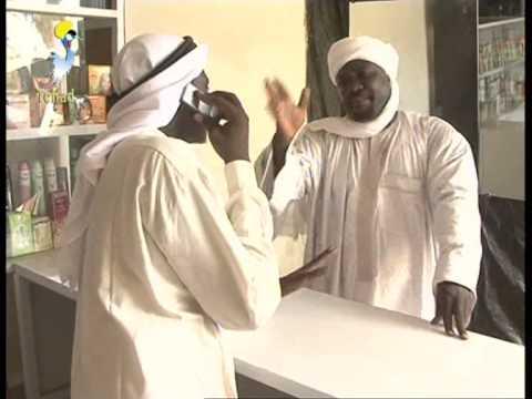 ALHADJI TAWWA DANS POUDRE DU 17 NOVEMBRE 2012 SUR TOL