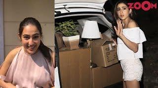 Sara Ali Khan's BIG SECRET finally gets REVEALED | Bollywood News - ZOOMDEKHO