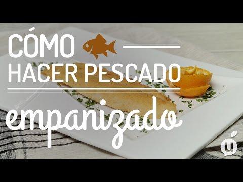 Pescado Empanizado | Breaded Fish Filet | Kiwilimon