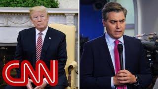 White House backs down, fully restores Jim Acosta's press pass - CNN