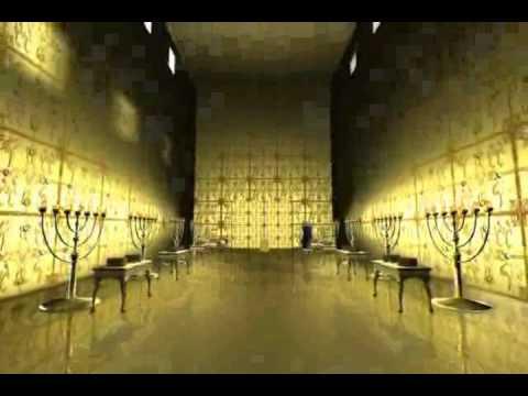 Templo de Salomón - Tabla de Piedra del Rey Salomón