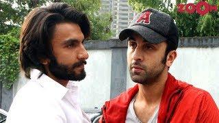 Ranbir Kapoor On Doing A Film With Ranveer Singh - ZOOMDEKHO