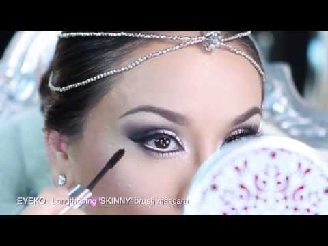 Dramatic Smokey Eyeshadow Makeup Tutorial - VegasNay