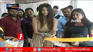 Actress Priya Vadlamani Inaugurates 26th Branch Of Be You Salan In Manikonda | Metro Colours | iNews - INEWS