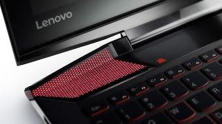 Видеообзор ноутбука Lenovo IdeaPad Y700-17ISK