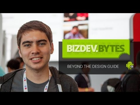 BizDevBytes: Beyond the Design Guide - Expedia