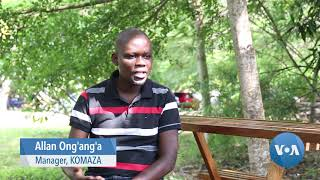 Sustainable Tree Farming Means Better Lives for Kenyan Farmers - VOAVIDEO