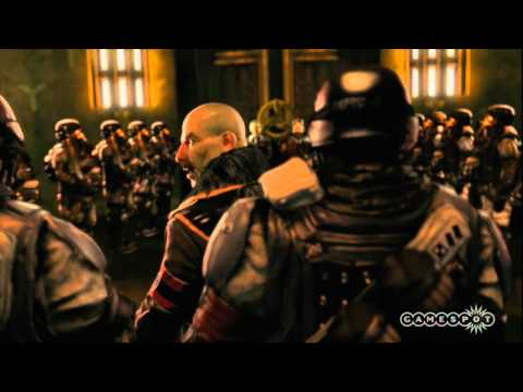 Killzone 3 Intro Cinematic