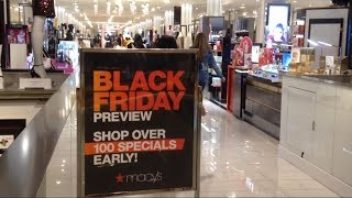 Major retailers offer huge deals and discounts a week before Black Friday - ABCNEWS