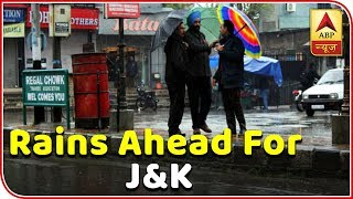 Skymet Report: Rains ahead for Jammu and Kashmir - ABPNEWSTV