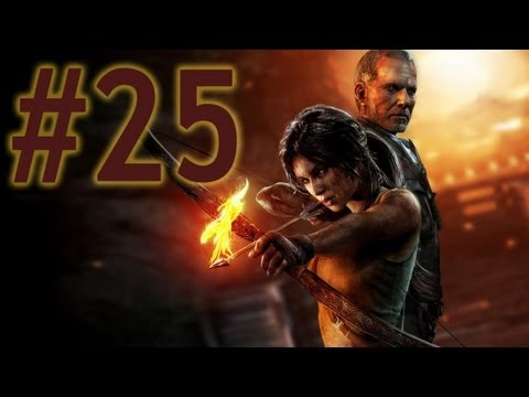 Tomb Raider 2013 -Bölüm 25- Tamçözüm / Oynanış [HD] Walkthrough