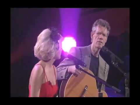  I Told You So Carrie with Randy Travis from American Idol