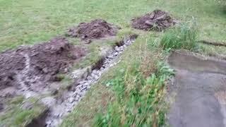 Ливневая канализация водоотведение