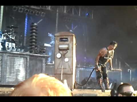 Rammstein Gas pump Flamethrower - Melbourne BDO!