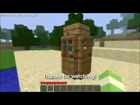 Minecraft - The Box Trap