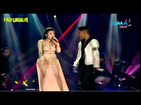 "Party Pilipinas [Crush Kita] - Rachelle Ann Go & Kris Lawrence ""Nobody's Perfect"" = 7/01/12"