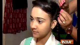 SBAS: Here's how Ashi Singh turns into Naina for Yeh Un Dinon Ki Baat Hai - INDIATV