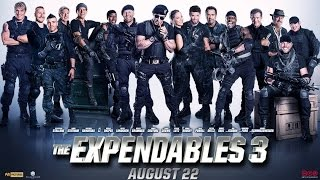 The Expendables 3 Premiere Show at Sathyam Cinemas