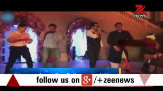 Arpita Khan's wedding: Arbaaz Khan, Aamir Khan, Varun Dhawan perform together - ZEENEWS