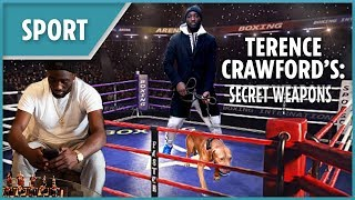 Terence Crawford to use a pitbull and chess to take on Amir Kahn - THESUNNEWSPAPER